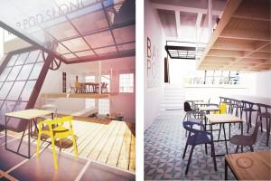 Czy powróci kawiarnia na dachu Domu Towarowego Braci Jabłkowskich?