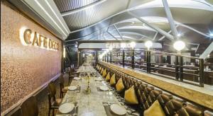 Epoka Art Deco w restauracji prosto z Szanghaju