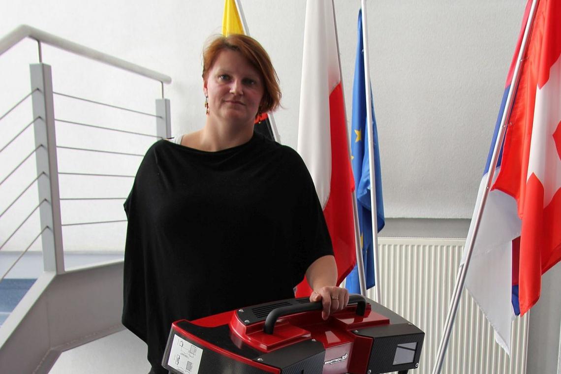 Anna Gebarska ze Smarttech mówi o skanerach 3D
