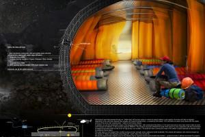 Niezwykły projekt schroniska górskiego spod kreski ArC2 Fabryka Projektowa
