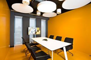 Siedzibę portalu Onet.pl zaprojektowała pracownia Mocolocco