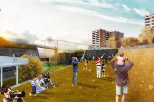 Niezwykły projekt Zoo według architektów z MVRDV