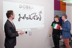 O otwarciu Dobra showroom i polskim designie mówi Robert Pełka, Marro
