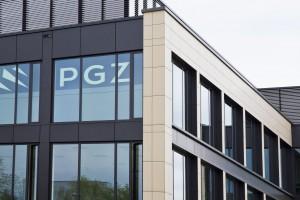 Zobacz siedzibę PGZ wykonaną przez Grupę Waryński i JMP Service