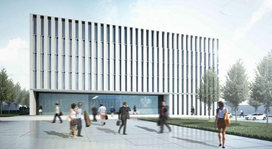 Jak Heinle, Wischer und Partner Architekci projektują sąd w Częstochowie?