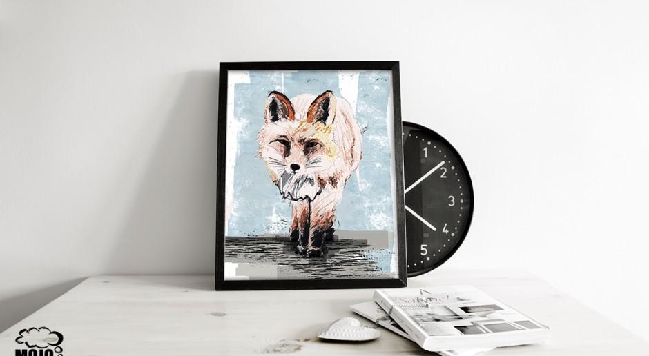 Unikalne grafiki od polskich artystów ozdobią biuro