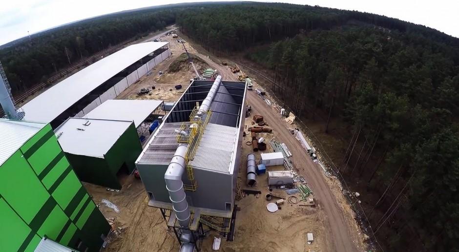 Fotorelacja eko-budowy: Elektrociepłownia już na ostatniej prostej