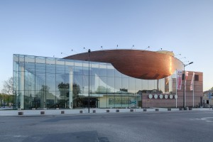Perła kultury na Kaszubach projektu APP Arch-Studio