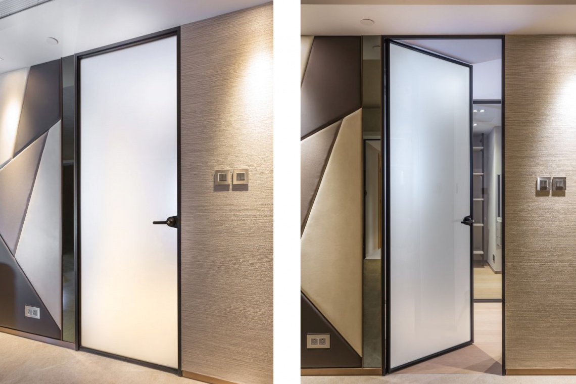 Drzwi wewnętrze od Raumplus