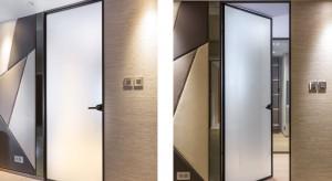 Subtelny i uniwersalny design drzwi wewnętrznych
