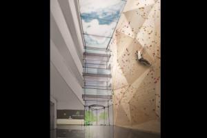 Nowy biurowiec w kompleksie Adgar Park West pozwoli wspiąć się na szczyt