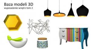 Baza wyposażenia wnętrz dla architektów od CAD Projekt K&A