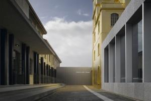 Siedzibę Fundacji Prada zaprojektowała pracownia OMA
