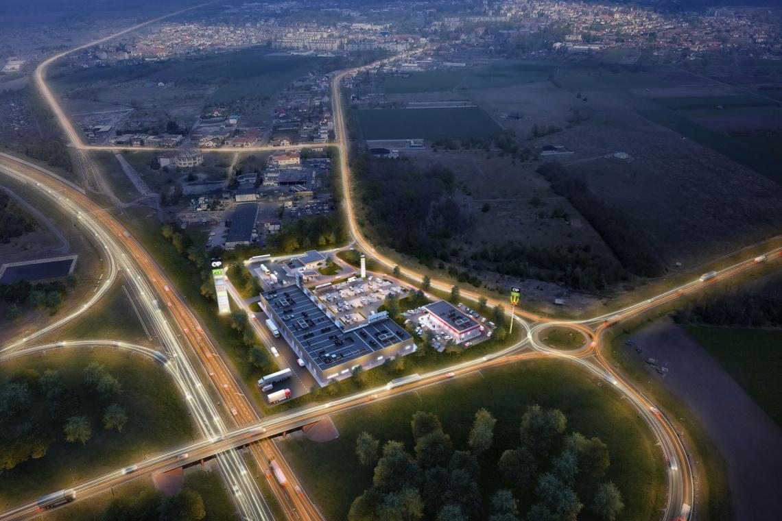 MOFO Architekci projektują Quick Park Sulechów