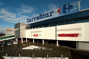 Remodeling CH Carrefour w Olsztynie według pracowni SpaceArchitects