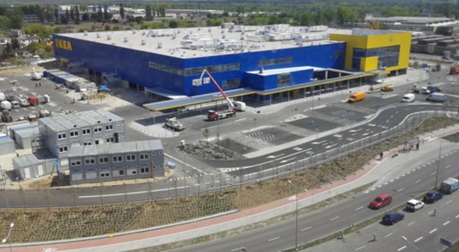 IKEA Bydgoszcz projektu Archmo prawie na finiszu