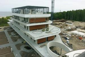 Trwają prace przy Baltic Park Molo projektu Płaskowicki & Partnerzy