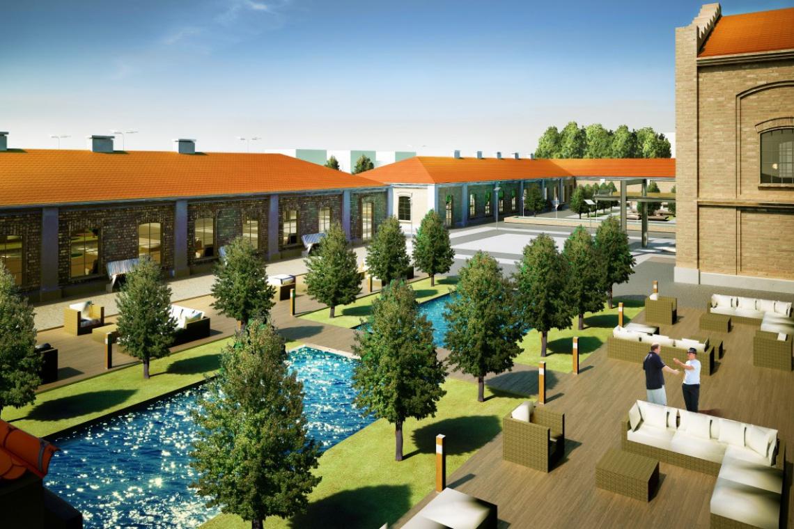Zamiast cukrowni w Opolu Lubelskim będzie hotel