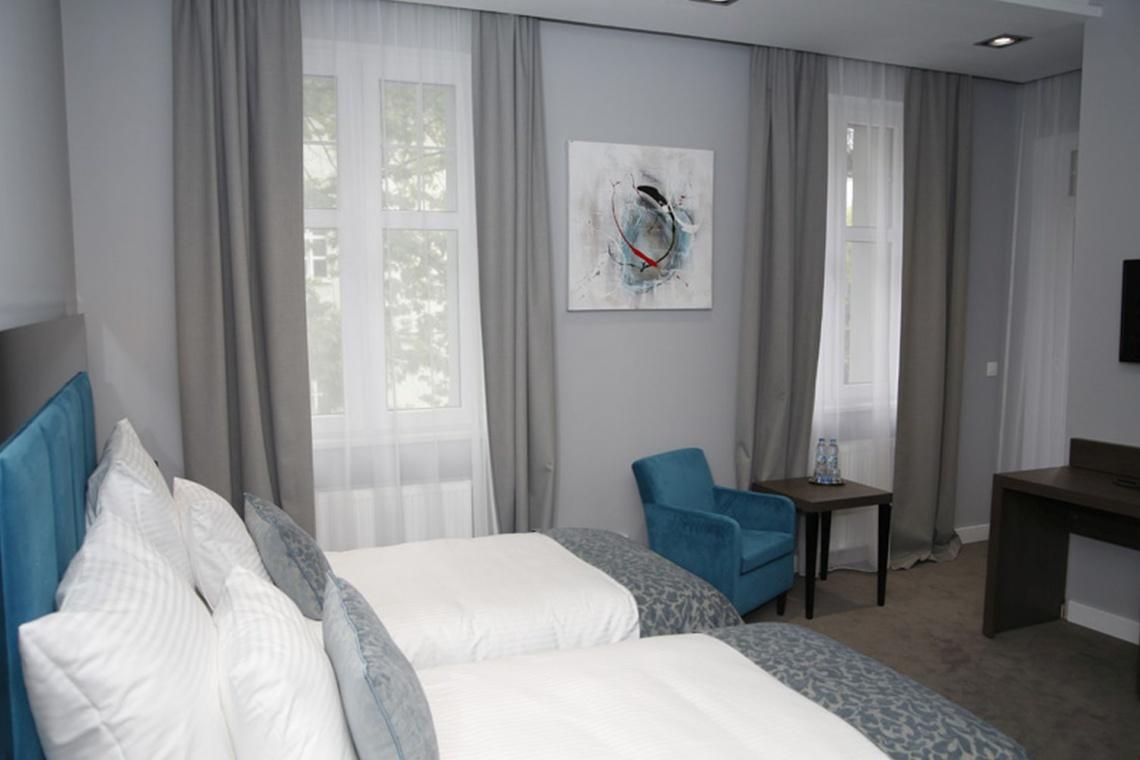 Najmniejszy hotel w Bydgoszczy już otwarty