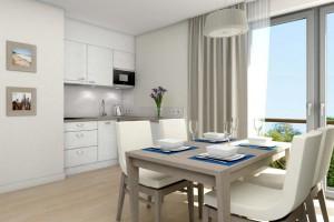 Apart Hotel Gwiazda Morza projektu Archiplan na ostatniej prostej