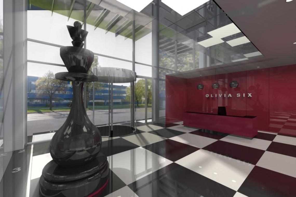 Olivia Six w Gdańsku, projektu BJK Architekci, oficjalnie otwarty