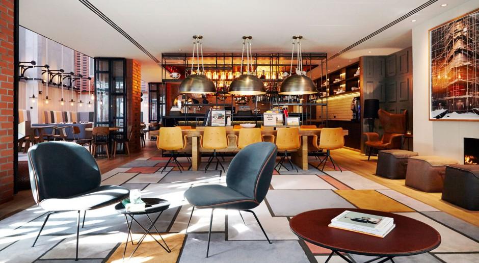 Zobacz wnętrza hotelowe dla miłośników designu i dobrego stylu