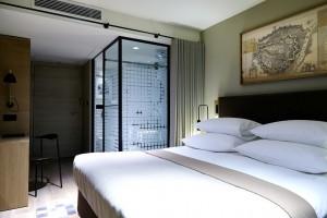 Te hotele stawiają na niebanalny design pokoi