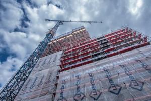 Kronika filmowa budowy Prime Corporate Center projektu Epstein i SCB
