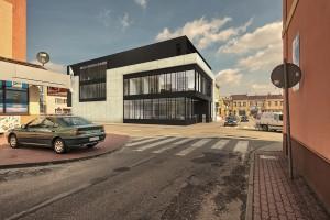 MWM Architekci nadali kształt siedzibie banku w Lubaczowie
