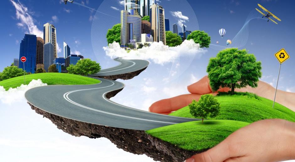 Powstanie zrównoważone miasto przyszłości zasilane wodorem