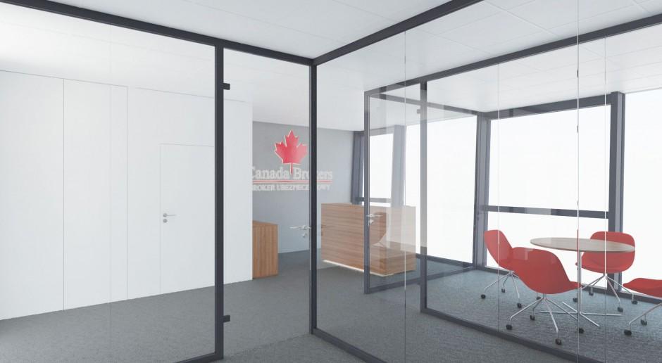 Xplan i Katja Sadziak pracują nad biurem dla Canada Brokers