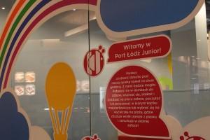 Rodeco AB Sweden zadbało o dzieci w Port Łódź Junior
