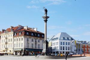 Nowoczesny i elegancki biurowiec Plac Zamkowy od RKW na ostatniej prostej