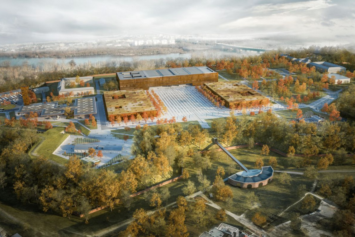 Muzeum Historii Polski - prawdopodobnie na Cytadeli