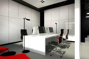 Gradomska & Architekci z projektem biura dla firmy Technologie Galwaniczne
