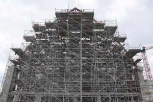 Co nowego na budowie dworca Łódź Fabryczna?