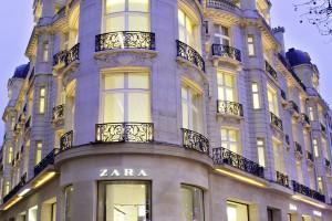 Zajrzyj do flagowych salonów Zara