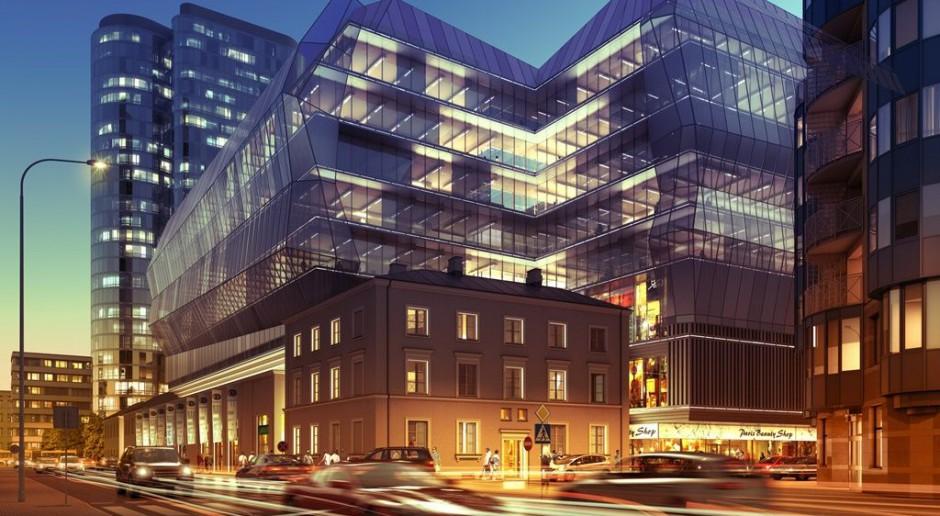 Co nowego w wolskim projekcie ArtN, spod kreski PRC Architekci?