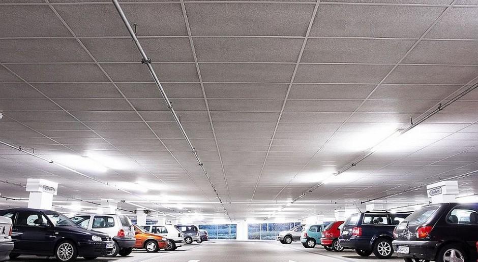 Wilgoć, zimno i hałas - główne problemy projektowania parkingów podziemnych