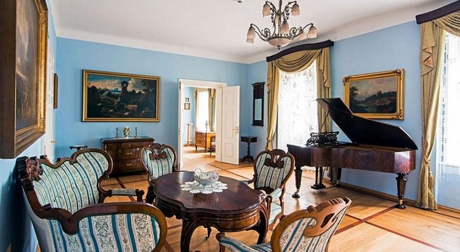 XIX-wieczna rezydencja Orpiszewskich odzyskała blask