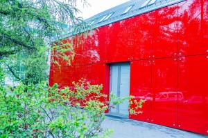 Otwarto siedzibę Narodowego Instytutu Audiowizualnego projektu Małgorzaty Paszyn