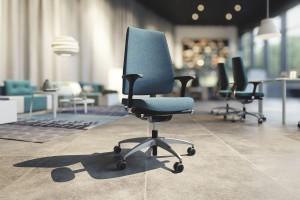 Fotel Entrada w nowej wersji