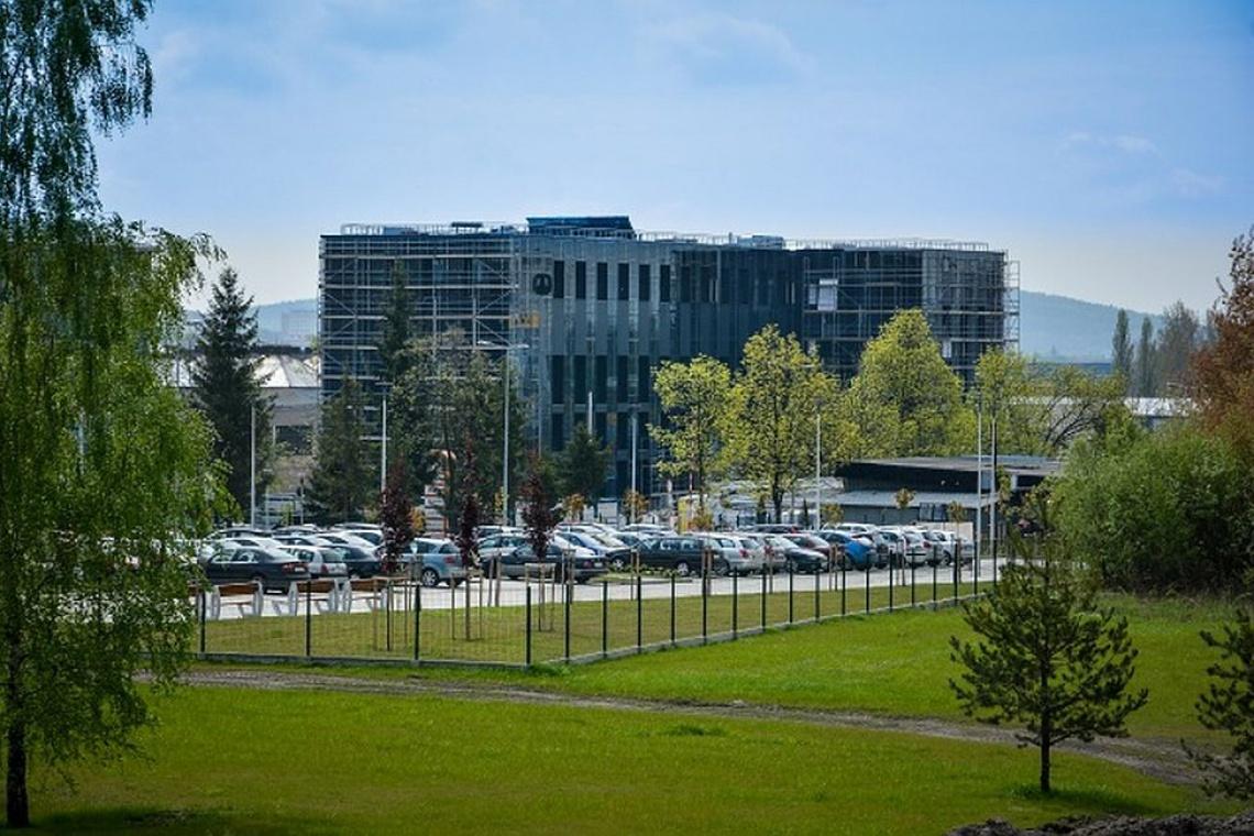 Inwestycja w Kieleckim Parku Technologicznym na finiszu