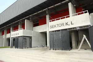 Nowy termin zakończenia budowy stadionu od Perbo-Projekt