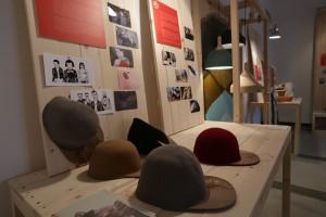 Wool design. Carpathians - wystawa z koncepcją od Wzorro Design