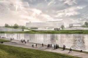 Wyjątkowy pomysł na budynek dawnego hotelu Forum w Krakowie