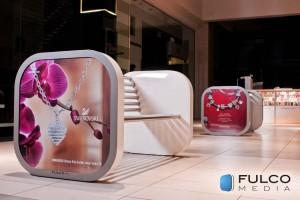 Fulco Media dostarczy designerskie ławki do obiektów M1