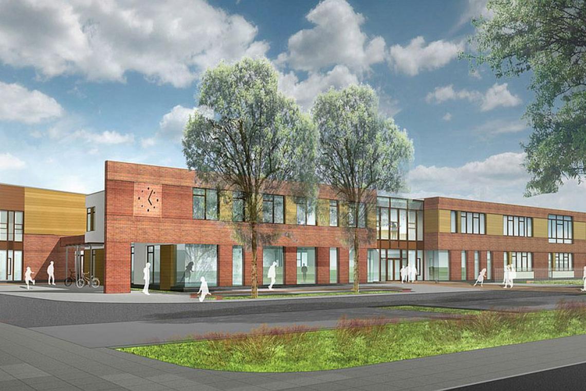 Pekabud wybuduje kompleks edukacyjny projektu LWS Architekci