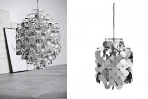 Awangardowe lampy projektu Vernera Pantona