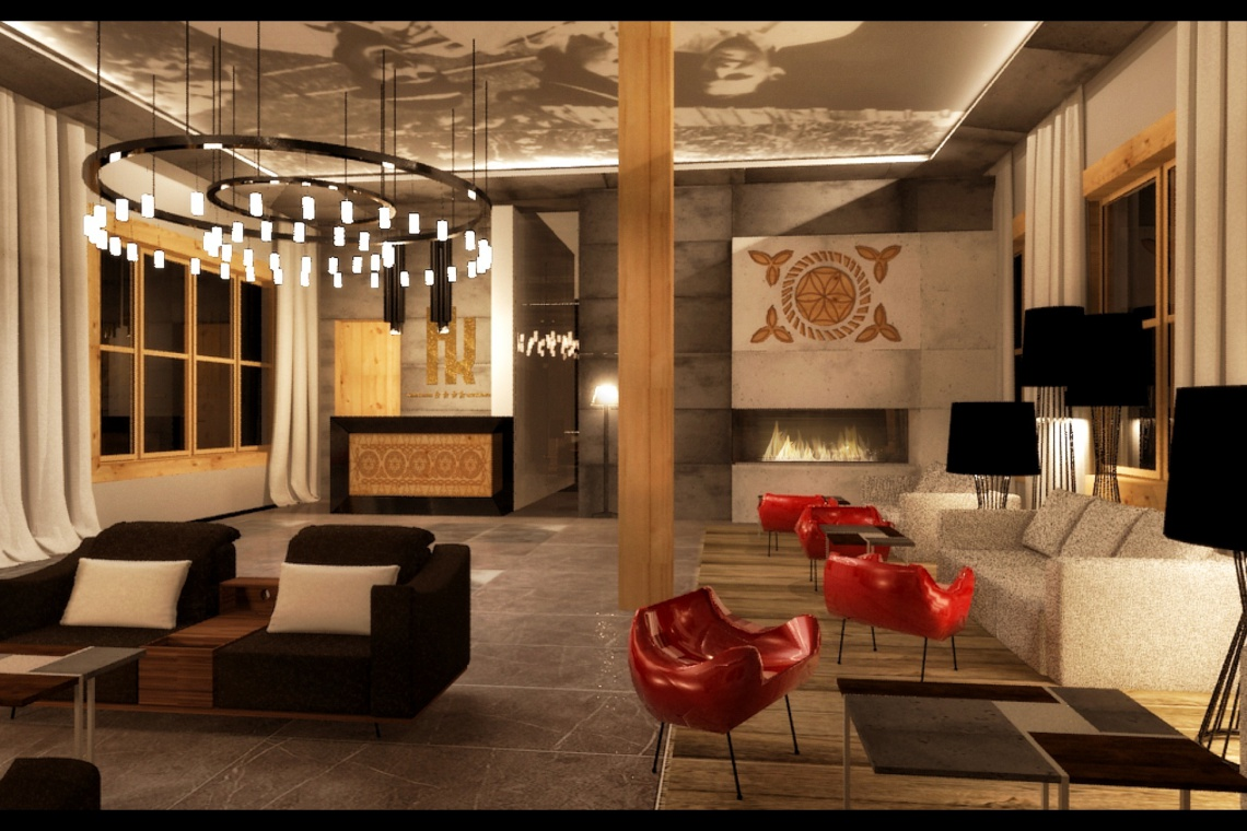 Tak będzie wyglądał Hotel Kopieniec niedaleko Zakopanego